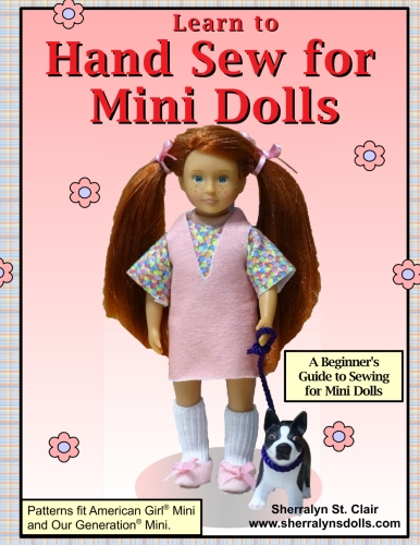 Learn to Hand Sew for Mini Dolls