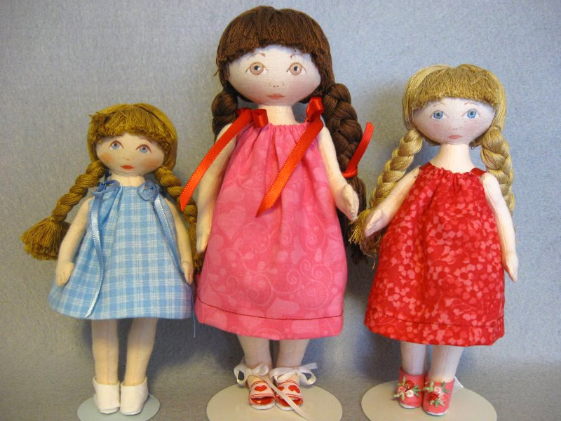 Sherralyn\'s Dolls - Sewing Patterns for Cloth Dolls, Doll Clothes ...